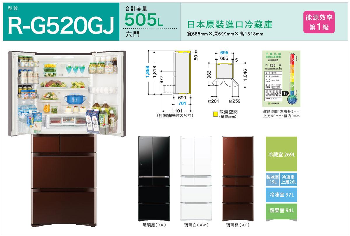 六門琉璃 RG520GJ