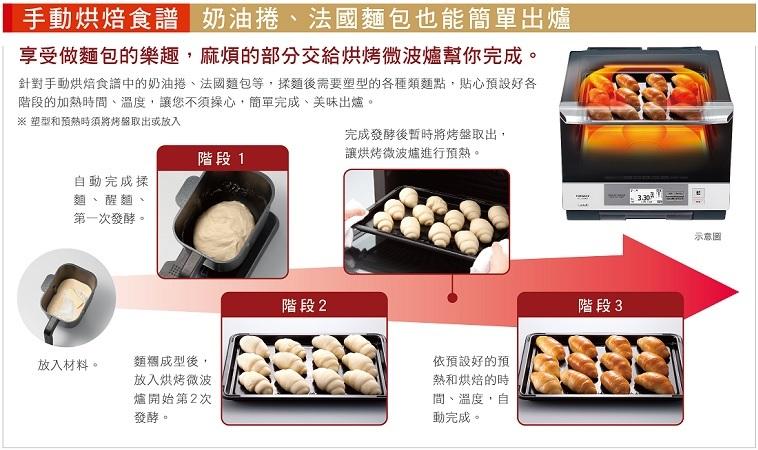 手動烘焙麵包