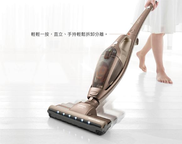 電動自走吸頭 寬幅集塵設計