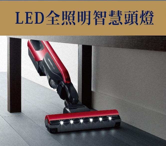LED全照明智慧頭燈 灰塵不遺漏